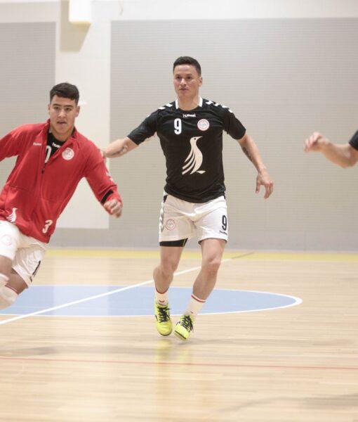 Futsal uddannelse for alle er målet
